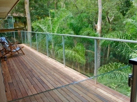 Glass Balustrades and Nature Are the Perfect Match