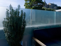 Frosted Glass Balustrades for the Ultimate in Stylish Privacy