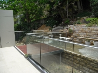 Our Balustrades Are Always Adorned with Premium Quality Fittings