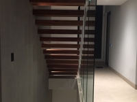 Beautiful Internal Staircase Balustrade