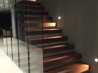 What Better Way to Finish off a Beautiful Staircase