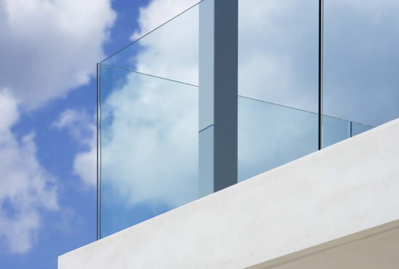 Residential Glass Balustrades