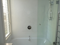 When You Need a Bath Screen Simply Call Palmers Glass and Let Us Do the Rest