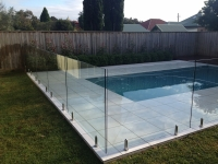 Fully Customised Frameless Glass Pool Fencing Fee Your Sydney Home