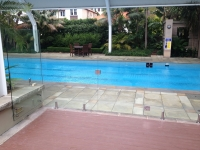 Stunning Glass Pool Fencing Solutions for Hotels & Resorts