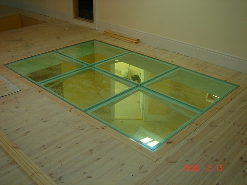 Glass Floors Stairs Residential Commercial Design