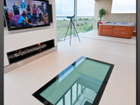 A Feature Glass Floor by Palmers Glass