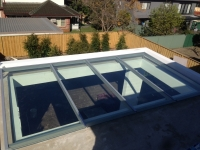 A Stunning Glass Roof by Palmers Glass