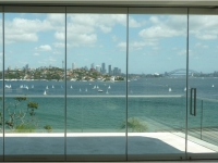 Partitions and Panoramic Views Go Hand in Hand