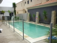 Semi-Framed Balustrades for Pool Fencing