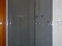 A Beautiful Tinted Slimline Shower Screen