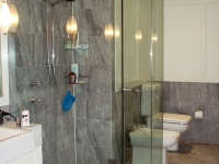 A-Grade Toughened Glass Custom Cut to Size for Your Bathroom
