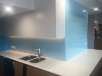 Pristine High Quality Glass Splashback's