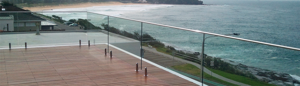Glass Balustrades Sydney