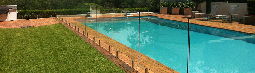 Fencing Glass for Pool in Sydney