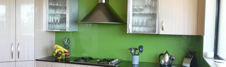 Custom Colours Splashbacks