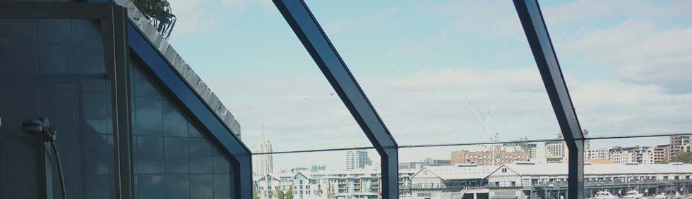 Glass Roof Systems Sydney