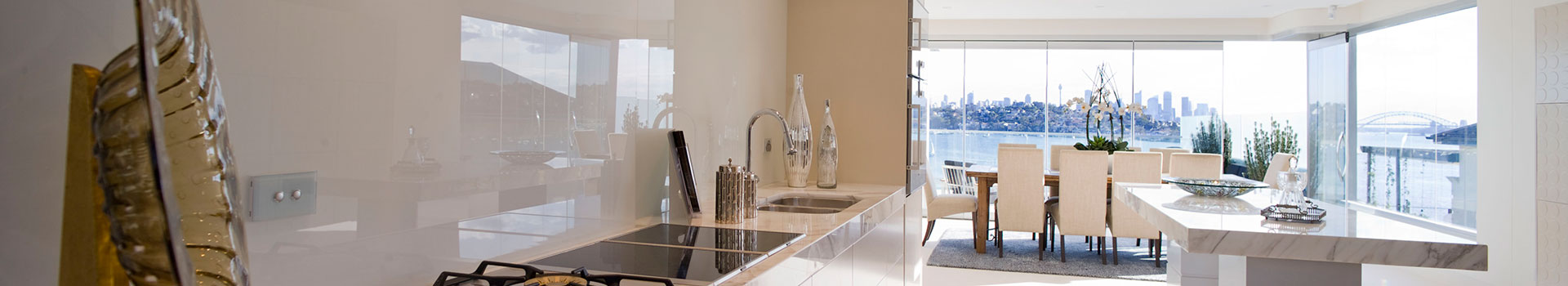 A Sydney Kitchen with Palmers Glass Splashback