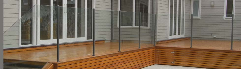 Semi-Frameless Glass Balustrades
