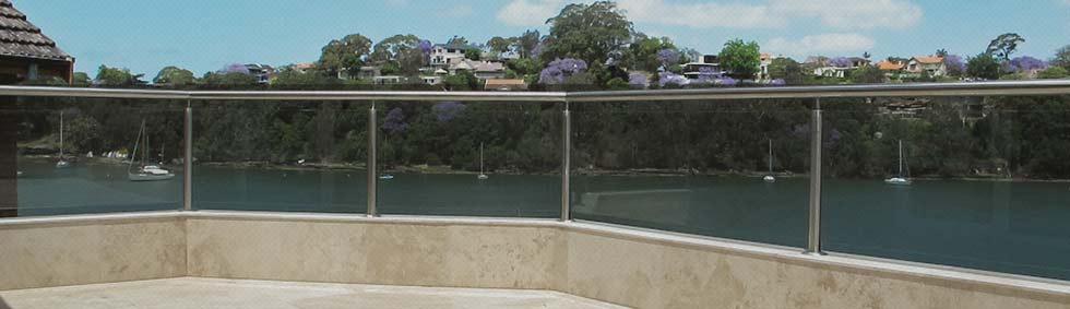 Sydney Frameless Glass Balustrades
