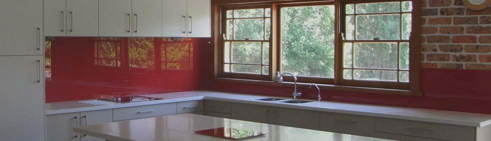 Patterned Glass Splashbacks for Kitchens Sydney