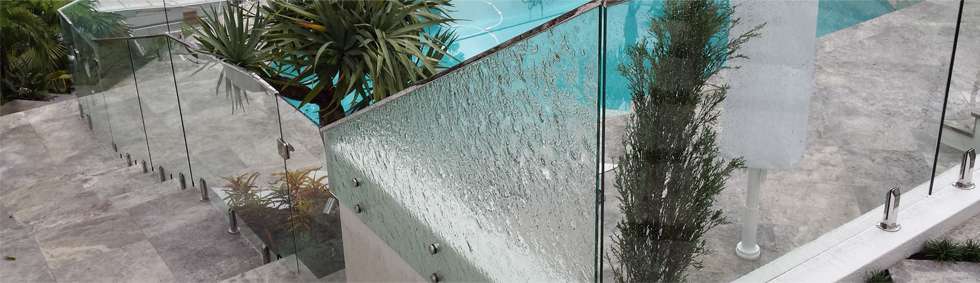 Unique Architectural Pool Fence solutions